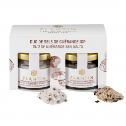 Guérande Sea Salt Duo