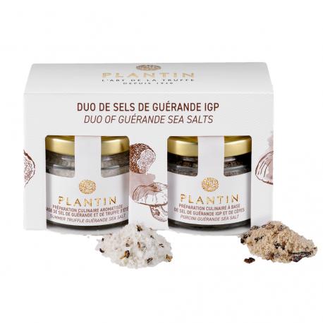 Guérande Sea Salt Duo