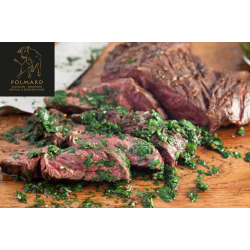 The Beef Hanger Steak, by Polmard