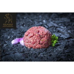 The Beef Tartare, by Polmard