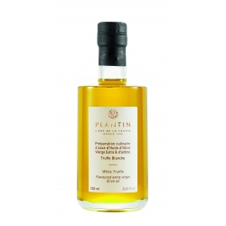 Extra Virgin Olive Oil infused with White Truffle