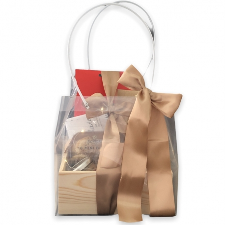Picture for packaging reference only, please refer to the item list for actual gift hamper contents.