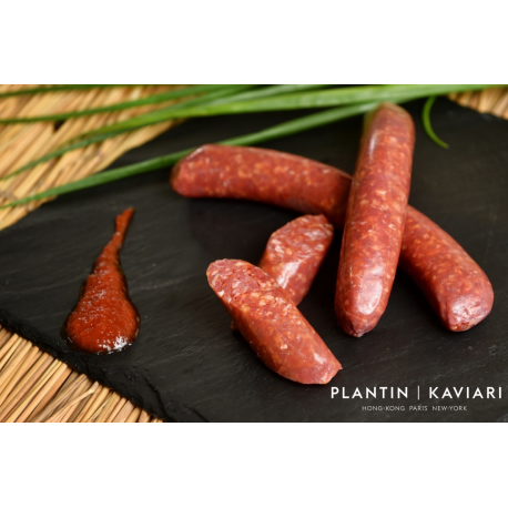 Beef-Mutton Merguez (frozen)