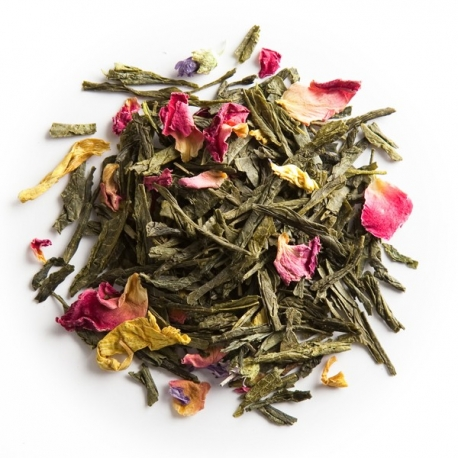 Hamman Tea  -  Green Tea with Berries