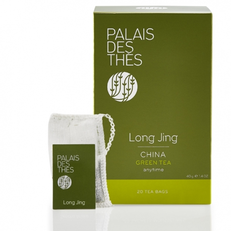 Long Jing  - Delicious Chinese Green Tea