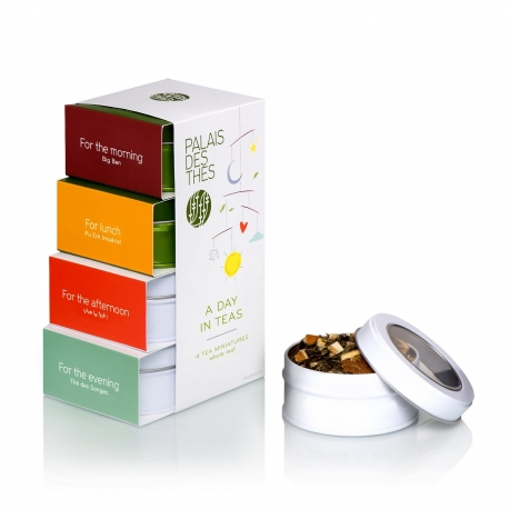 ''A day of tea'' Gift set