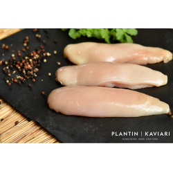 Organic Black Farmed Chicken Breast