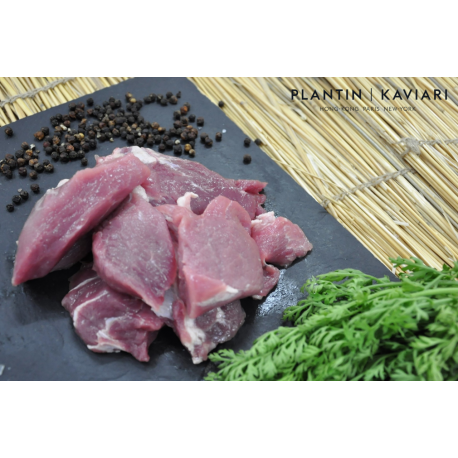 Pork Stew, boneless (frozen)