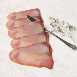Smoked tuna (sliced)