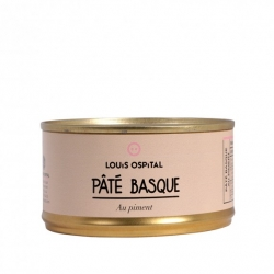 Pork Pate with Basque Spices