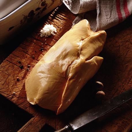 Whole duck foie gras - Deveined