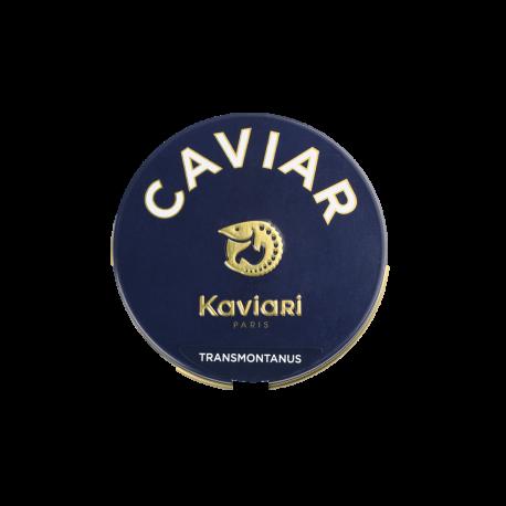 """Caviar """"Acipenser Transmontanus"""""""