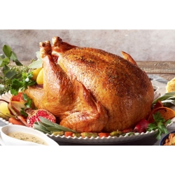 Black Farmed Turkey - Frozen